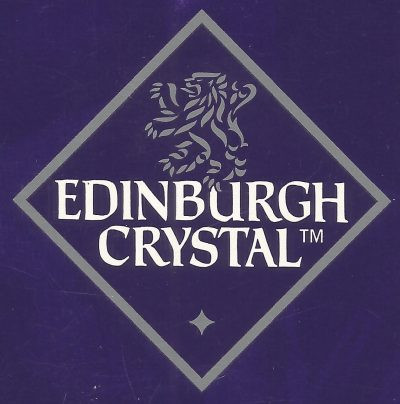 Edinburgh crystal - Up to 60% off